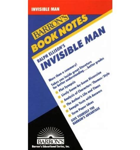 Literary analysis of the book invisible man by ralph ellison